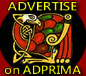 Advertise on ADPRMA